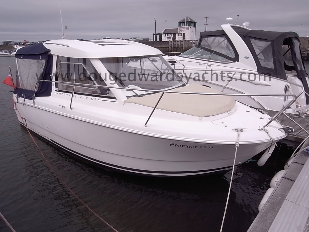 Jeanneau Merry Fisher 645 Image