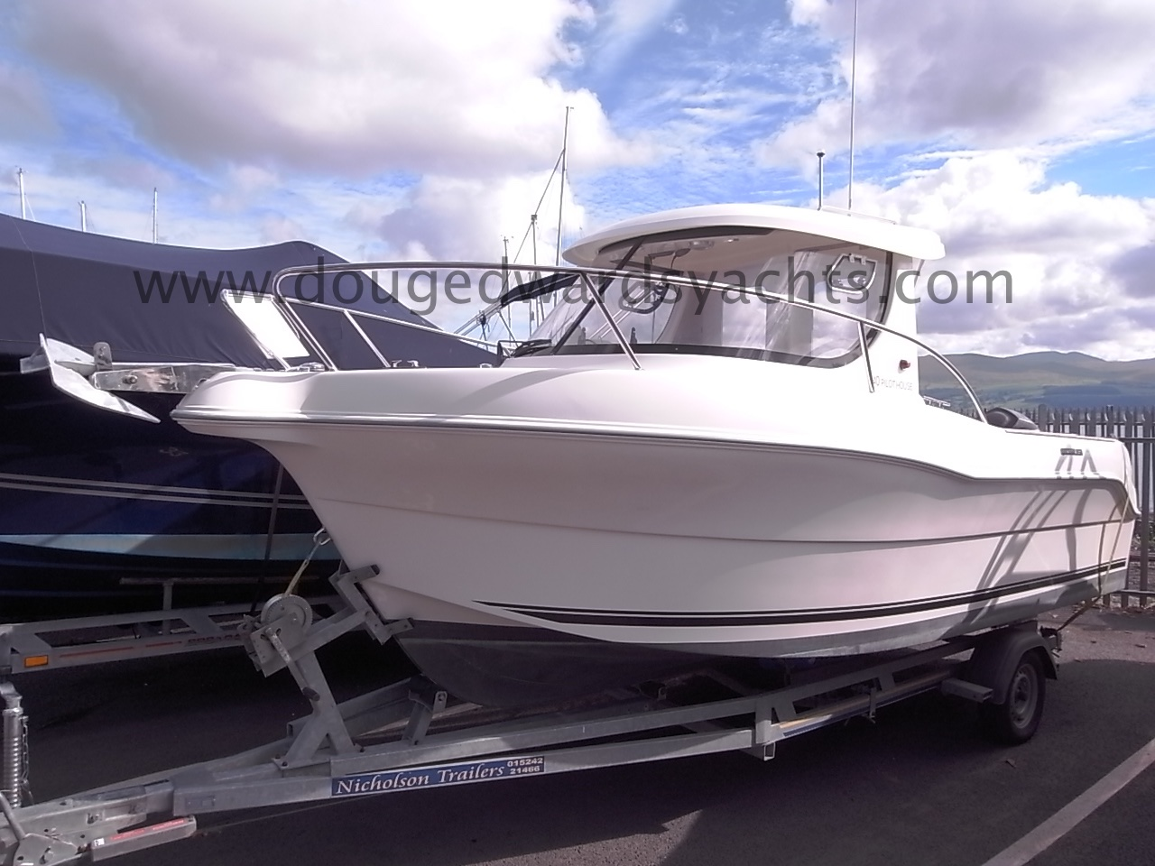 Quicksilver 640 Pilothouse Image