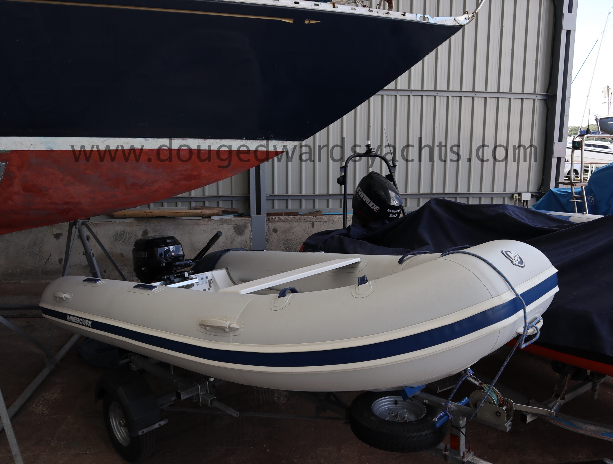 Mercury Ocean Runner 340 Image