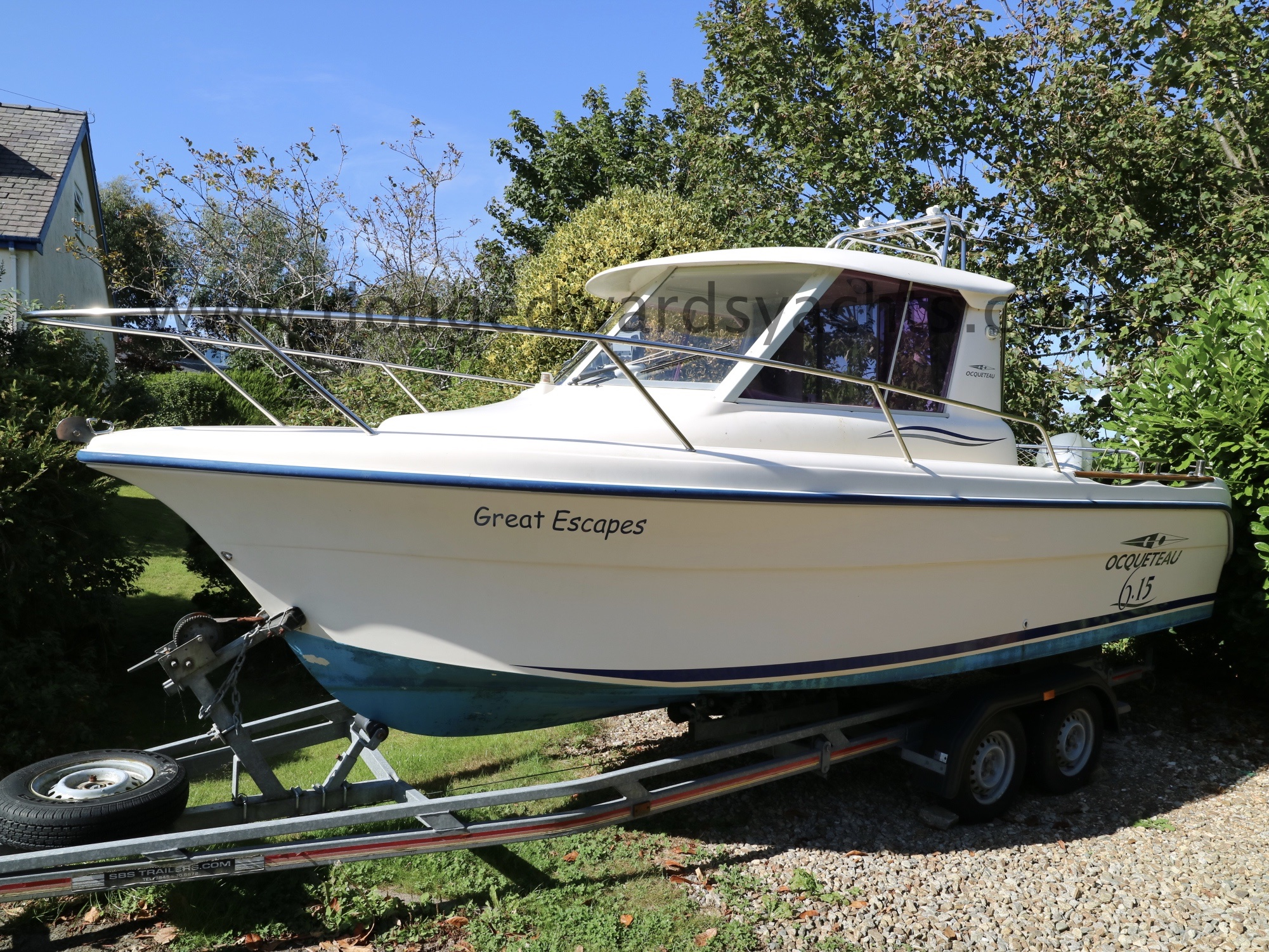 Ocqueteau 615 Sports Fisher Image